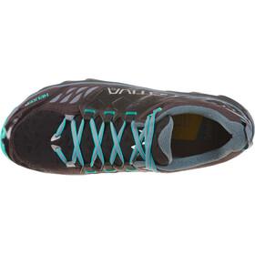 La Sportiva Helios SR Scarpe da corsa Donna, black/aqua